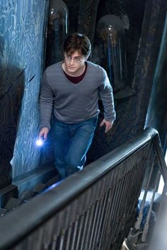 Harry Potter and the Deathly Hallows part 1 Awesome Movie