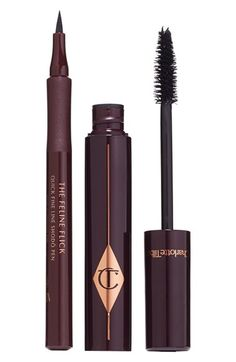This Charlotte Tilbury is fabulous for achieving the perfect cat eye. Love!