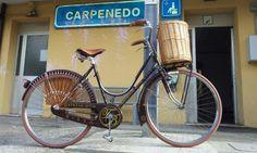 Bissa bike Railstation Carpenedo