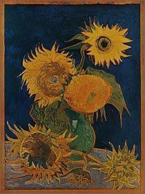 フィンセント・ファン・ゴッホ-主要作品の解説と画像・壁紙-