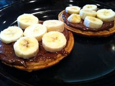 Healthy Waffles with Chocolate Protein Spread - Lean Body Lifestyle