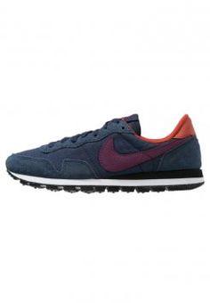 Nike Sportswear - AIR PEGASUS 83 - Sneaker - midnight navy/mulberry/cinnabar/black