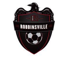 custom soccer logo design for robbinsville soccer by jordan fretz design Basketball Logo Design, Team Logo Design, Soccer Logo, Hockey Logos, Sports Team Logos, Basketball Teams, Branding Design, Picture Design, Gallery