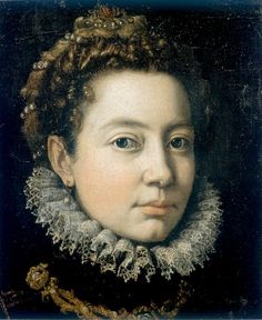 Sofonisba Anguissola: Self portrait (1560)