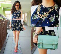 Vintage cute dress.