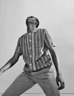 Ashton Sanders por Emma Tempest para L'Uomo Vogue