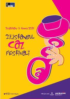 caz festivali afiş