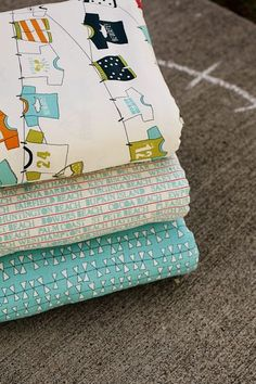 Lucy's Crab Shack-Quilt fabric inspiration.