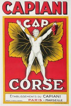 Cap Corse Capiani  - Corsica, Cap Corse, Paris, Retro Vintage, Comic Books, Recherche Google, Photos, Marseille, Vintage Ads