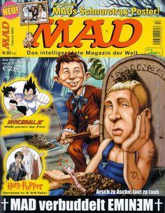 MAD #53 - Mad Verbuddelt Eminem