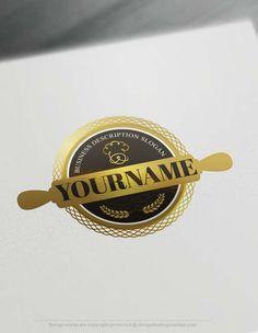Free Logo Creator - Create Vintage Wedding Logo Design with ...