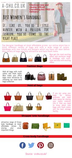 If, like us, you're a style hunter with a passion for fashion, you've come to the right place. Top Designer Handbags, Passion For Fashion, Amazing Women, Style, Swag, Outfits