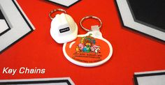 #promotionalproducts #promos #promoproducts #promotionaliteams #tradeshows #tradeshowswag #SignaramaColorado #Signs #colorado Promotional Product Ideas - Key Chains