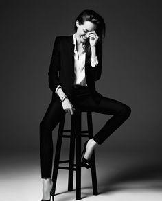 "daily—celebs: ""Angelina Jolie - Elle Magazine June 2014. """