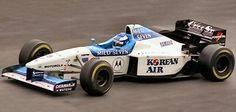 Mika Salo 1996 Tyrrell