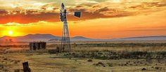Karoo sunset