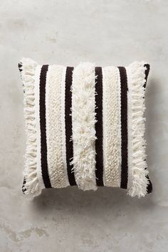 Slide View: 1: Textured Indira Pillow
