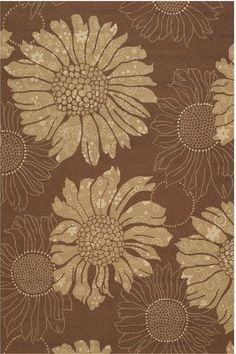 Topeka Cocoa Sand Design of Outdoor Rug - - outdoor rugs - chicago - by Home Infatuation