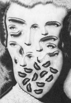 Lola Dupré: dadaist collages | the PhotoPhore