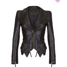 Forever unique chaqueta bronce - Chicfy