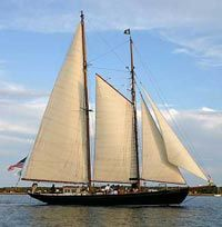 Patton's schooner, The When And If