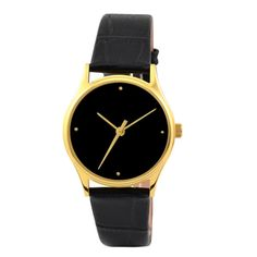 Ladies Simple Watch Gold / Black von SandMwatch auf Etsy, $36.00