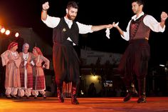 Cyprus Dancing