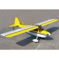Citabria 4 Channel Large Nitro RC Plane Kit