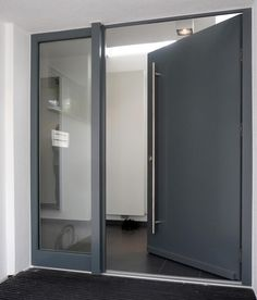 Front door modern by Sorpetaler | Entrance doors