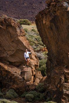 How to spend 7 amazing days in Tenerife- part 2 - Carmen Negoita Tenerife, Rock Climbing, Around The Worlds, Amazing, Nature, Travel, Parks, Naturaleza, Viajes