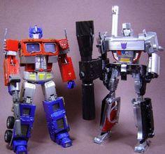 Old school Transformers!