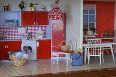 Meine rote Küche