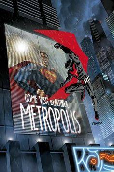 Batman Beyond vol 6 Real Batman, Batman Beyond, Batman Stuff, Batman Art, Comic Books Art, Comic Art, Book Art, Batman Comic Wallpaper, Comic Book Collection