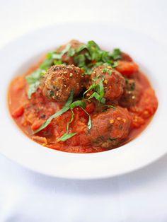 Joy's Turkey Meatballs