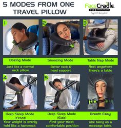Say goodbye to the standard neck pillow #upgradetosleepingclass