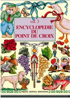 Encyclopedia of Things Vol Gallery. Cross Stitch Magazines, Cross Stitch Books, Cross Stitch Needles, Cross Stitch Cards, Beaded Cross Stitch, Crochet Cross, Cross Stitching, Cross Stitch Embroidery, Cross Stitch Designs