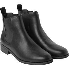 Monki Selina Boot found on Polyvore