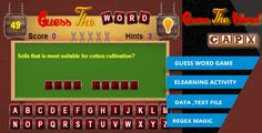 Codecanyon c2 Word Guessing Game - http://simplydl.com/codecanyon-c2-word-guessing-game/