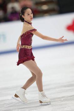全日本選手権・女子FS | 松田悠良