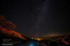 """Night journey to La Alcarria  Night shot in """"La Alcarria"""" in the province of Guadalajara Spain.   It is located mainly in Guadalajara Province but also overlaps those of Cuenca and Madrid.  Camera: Canon EOS 6D Lens: EF16-35mm f/4L IS USM Focal Length: 16mm Shutter Speed: 15sec Aperture: f/4 ISO/Film: 5000  Image credit: http://ift.tt/2a5pOoP Visit http://ift.tt/1qPHad3 and read how to see the #MilkyWay  #Galaxy #Stars #Nightscape #Astrophotography"""