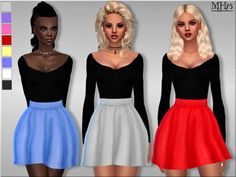 Sims 4 updates: sims addictions - clothing, female : addison dress by marge Sims 4 Cc Skin, Sims Cc, Free Sims 4, The Sims 4 Cabelos, Sims 4 Dresses, Women's Dresses, Sims 4 Clothing, Female Clothing, Sims 4 Update