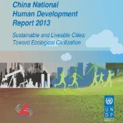 A groundbreaking review of China's historic urbanization and an analysis of the opportunities and hazards ahead for the world's most populous nation. China's accelerating urbanisation is approaching a critical stage, and how this is managed will have wide ramifications for the outcomes of many of China's present development challenges, according to United Nations Development Programme (UNDP) in China's 2013 National Human Development Report (NHDR).
