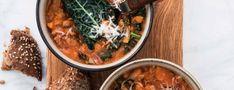 Het recept voor deze stevige Toscaanse boerensoep komt uit het boek Food Talk van Kim Feenstra en Bénine Bijleveld, met 60 glutenvrije recepten