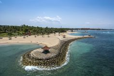 Club Med Bali, in Indonesia, is an all-inclusive resort that offers families and couples a zen atmosphere.