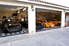 World's Most Beautiful GARAGES & Exotics: Insane GARAGE PICTURE THREAD! 50+ Pics! - Page 375