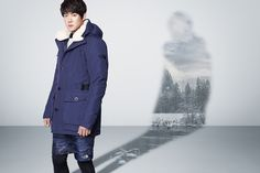 North Face White Label AW14
