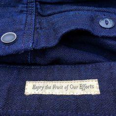 http://chicerman.com  selvedge-socks-shoes:   Those Details    On the inside of the button row. . . .  .. . #denim #denimshirt #herringbone #lee #lee101 #indigo #indigoblue #details #detailing #leejeans #denimaddict #denimlove #denimporn #sawtooth #buttons #rugged #ruggedstyle #mystyle #menstyle #denimondenim #dailydenim #blue #texture #fabric #menswear #shirt #button #denimstyle #pearlsnap by @vonabiszett  #menshoes