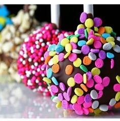 cake pop decorating inspiration