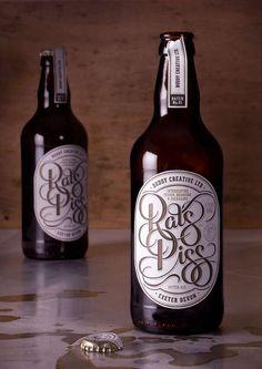 gross beer name, beautiful bottles
