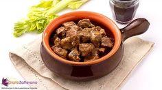 Beef stew - original Italian recipe